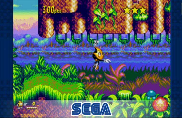 Ristar, clássico do Mega Drive, é novo game grátis no SEGA Forever