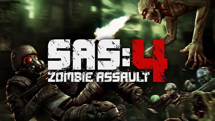 sas-zombie-assault-4 SAS: Zombie Assault 4: Jogo de zombie é uma ótima escolha na hora de uma jogatina rápida.