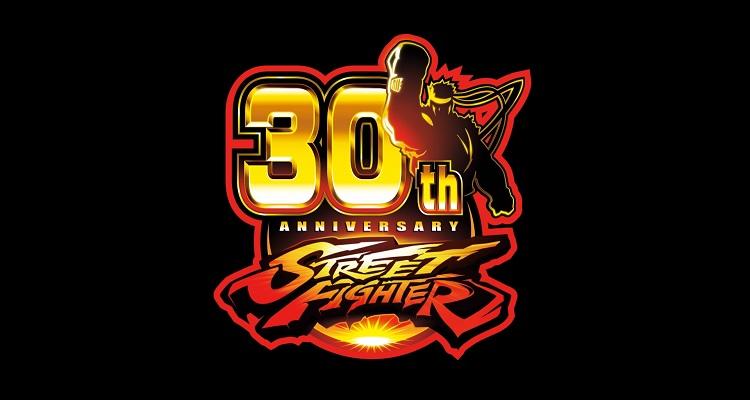sf-street-fighter-capcom-30th-anniversary-logo 30 Anos de Street Fighter: veja curiosidades sobre as versões mobile