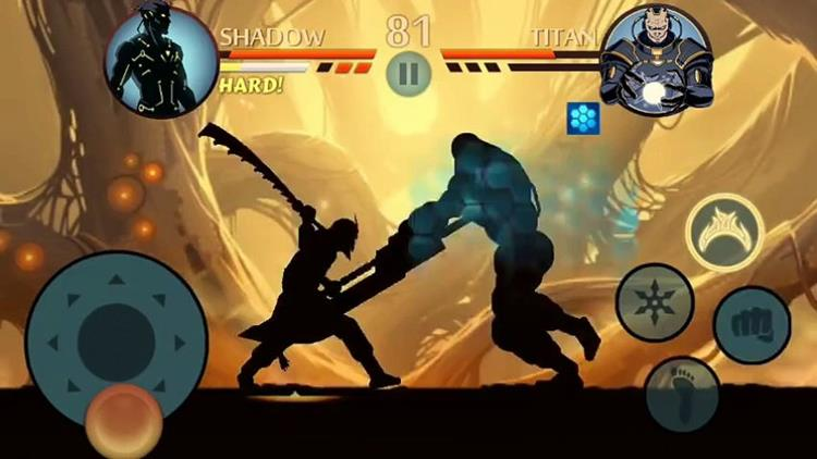 shadow-fight-2-final-boss-chefe-final Top Melhores Jogos para Celular de 2017 (Android e iPhone)