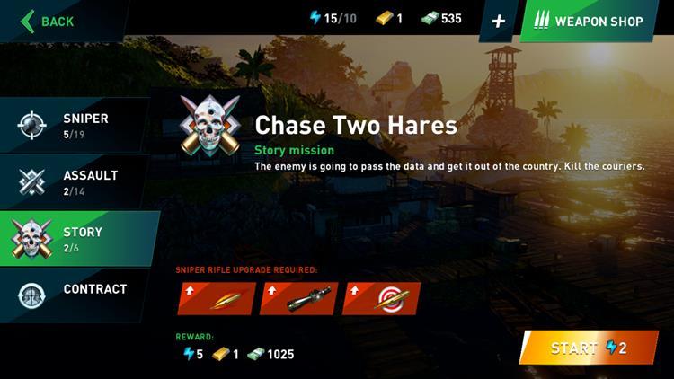 """sniper-ghost-warrior-1 Sniper: Ghost Warrior - jogo de tiro traz gráficos """"pesados"""" no Android e iOS"""