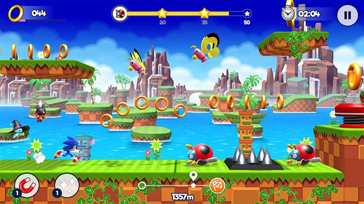 sonic-runners-adventure-android-lancamento-global-1 Gameloft lança oficialmente Sonic Runners Adventure no Android e Java