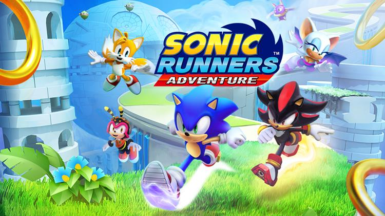 sonic-runners-adventure-android-lancamento-global Gameloft lança oficialmente Sonic Runners Adventure no Android e Java