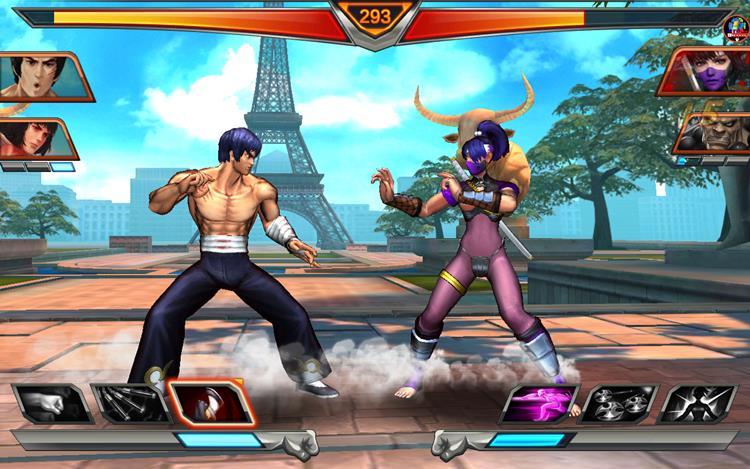 street-heroes-android-apk-2 Street Heroes é um mistura de muitos jogos de luta! Baixe o APK!