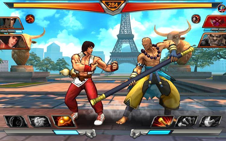 street-heroes-android-apk-3 Street Heroes é um mistura de muitos jogos de luta! Baixe o APK!