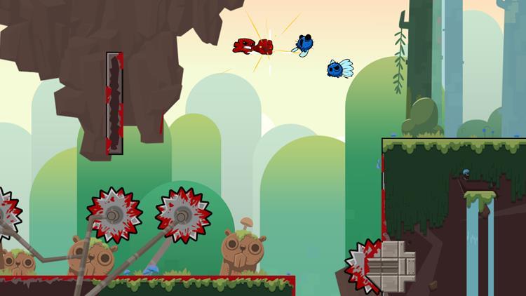 super-meat-boy-forever-3 Super Meat Boy Forever é reformulado e seu lançamento fica para 2018