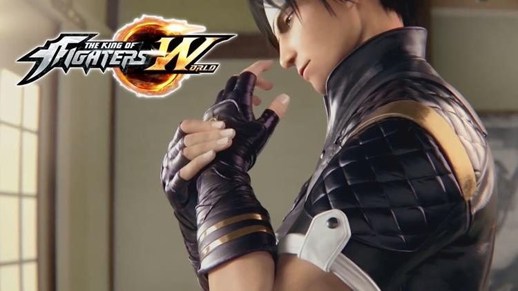 the-king-of-fighters-world-android The King Of Fighters World para Android foi lançado na China