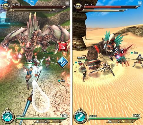 Dragon-Project-android-apk-2 Dragon Project é o Monster Hunter gratuito para Android, baixe o APK