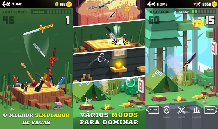 Flippy-Knife-android-iphone Flippy Knife: um dos melhores clickers para jogatinas rápidas