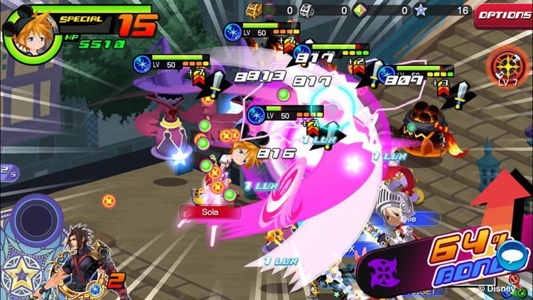 Kingdom-hearts-union-x-1 Melhores Jogos para Android Grátis de Setembro de 2017