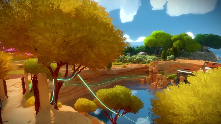 The-Witness-iphone The Witness de Jonathan Blow chega ao iPhone e ipad