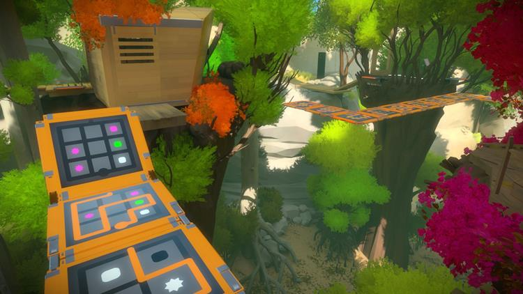 TheWitness-2 The Witness de Jonathan Blow chega ao iPhone e ipad