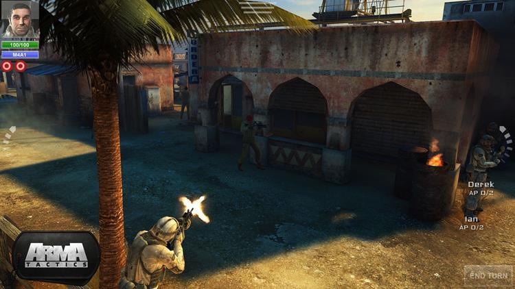 arma-tactics 25 Melhores Jogos OFFLINE de Estratégia para Android e iPhone