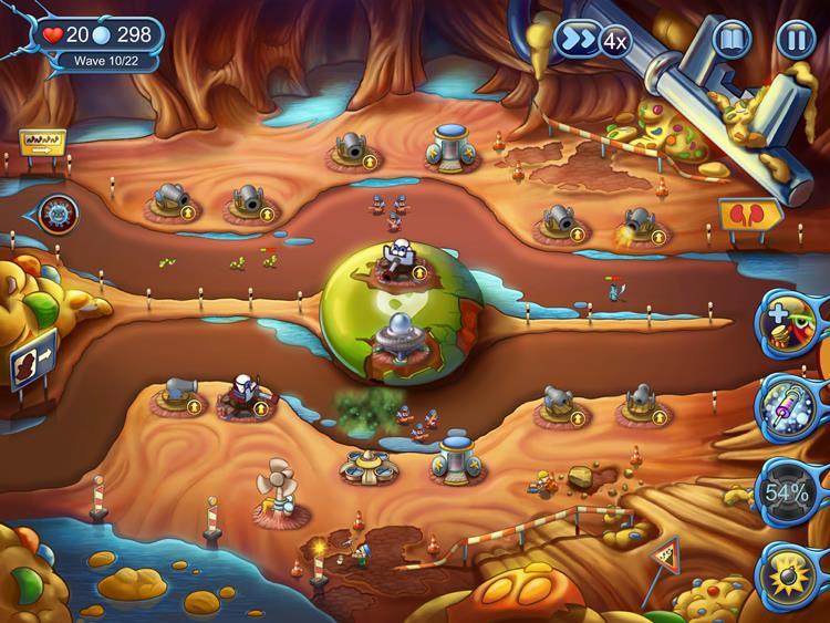 defender-your-life 25 Melhores Jogos OFFLINE de Estratégia para Android e iPhone