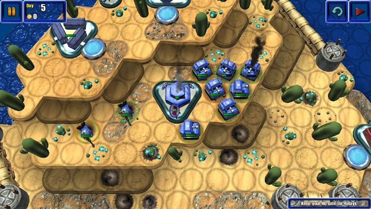 great-little-war-2 25 Melhores Jogos OFFLINE de Estratégia para Android e iPhone