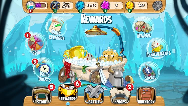 hora-de-aventura-champions-and-challengers-android-iphone-1 Hora de Aventura: Champions and Challengers para Android e iOS
