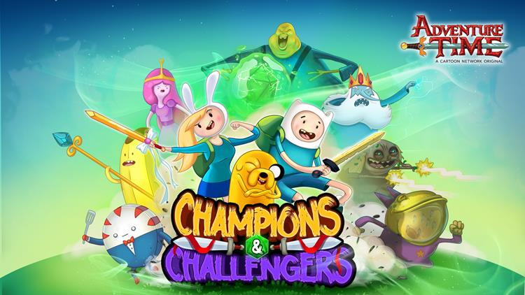 hora-de-aventura-champions-and-challengers-android-iphone Hora de Aventura: Champions and Challengers para Android e iOS