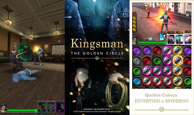 kingsman-the-golden-circle-jogo Kingsman: The Golden Circle é lançado para Android e iOS
