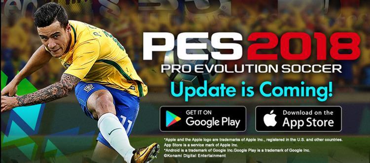 pes-2018-mobile-android-iphone PES 2018 Mobile para Android e iOS chega em novembro