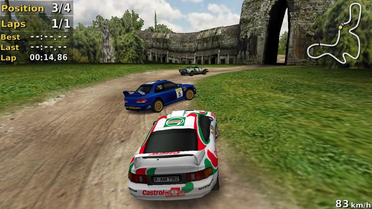 pocket-rally-android-iphone Pocket Rally: Jogo de Rally divertido e desafiante para Android e iOS