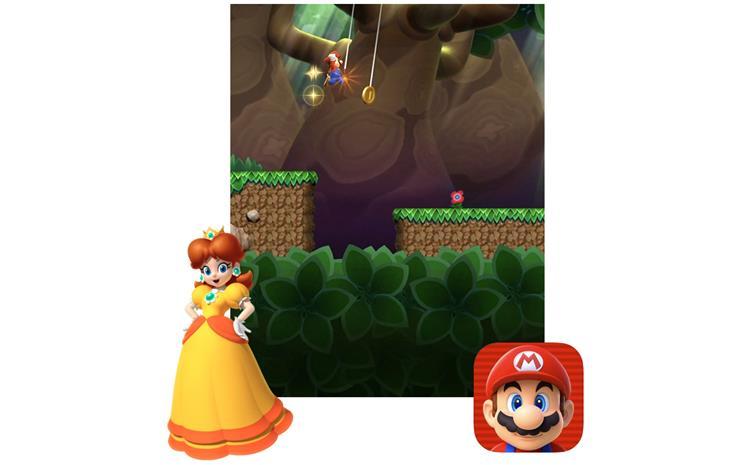 super-mario-run-princess-daisy Super Mario Run fica mais barato e recebe grande atualização nesta semana
