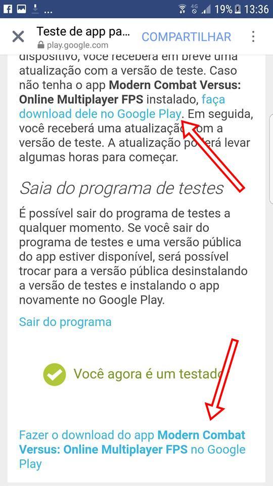 testador-open-beta-modern-combat-versus-brasil Modern Combat Versus começa teste beta em mais celulares no Brasil