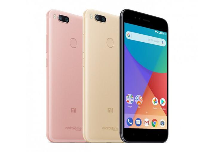 xiaomi-mi-a1-android-puro Melhores Celulares Chineses para comprar no começo de 2018