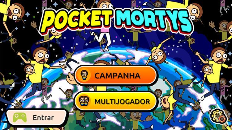 Pocket-Mortys-1 Jogo do Desenho Rick and Morty recebe atualização da 3ª Temporada