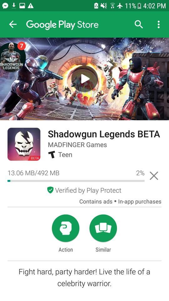 Shadowgun-legends-beta-android-2 Shadowgun Legends começa teste beta no Android e iPhone