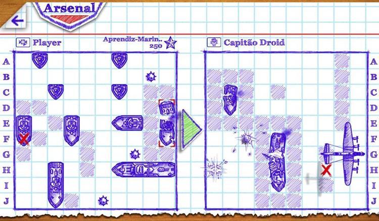 batalha-naval-2 30 Melhores Jogos Multiplayer OFFLINE no Android (Bluetooth e Wi-Fi Local)