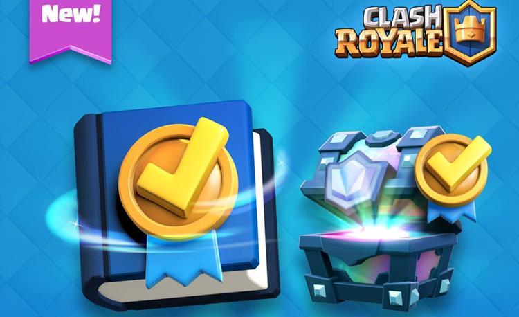 clash-royale-quests Próxima atualização de Clash Royale introduzirá Quests, Rematch 2v2 e mais