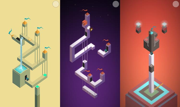 daregon-jogo-estilo-monument-valley Daregon Isometric Puzzles: Jogo Pago está de Graça no Android