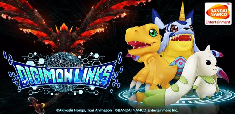 digimon-links-lancamento-brasil-google-play-app-store Digimon Links finalmente é lançado na Google Play e App Store do Brasil