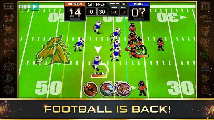 football-heroes-pro-2017 30 Melhores Jogos Multiplayer OFFLINE no Android (Bluetooth e Wi-Fi Local)