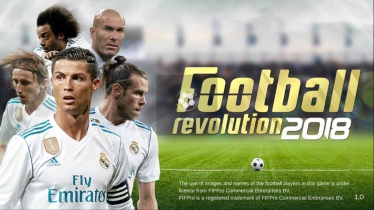 football-revolution-2018 Football Revolution 2018: Jogo de futebol chega em breve com jogabilidade diferente