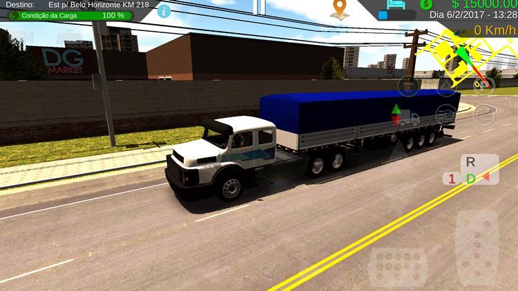 Heavy Truck Simulator: o melhor game de caminhões e carretas é brasileiro
