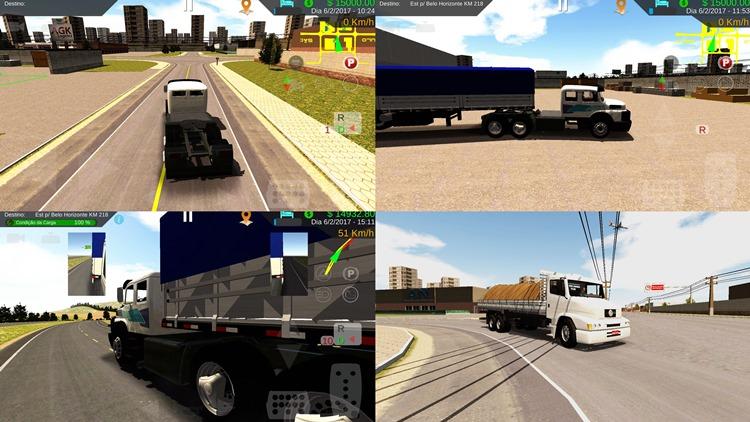 heavy-truck-simulator-android-iphone-3 Heavy Truck Simulator: o melhor game de caminhões e carretas é brasileiro