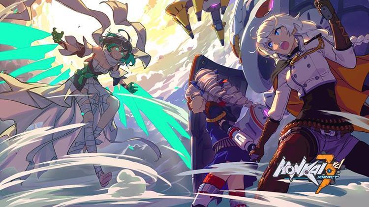 honkai-impact-3-ingles Honkai Impact 3 vai receber uma versão em inglês em breve