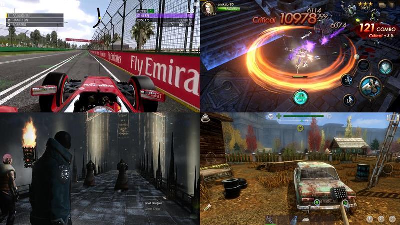 jogos-hd-android Modern Combat Versus no Android continua decepcionante