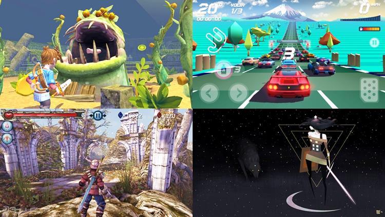 """25 Jogos Imperdíveis para """"Zerar"""" no Android #1"""