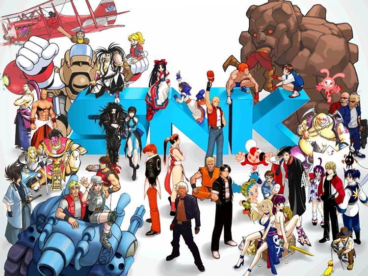 jogos-snk 30 Melhores Jogos Multiplayer OFFLINE no Android (Bluetooth e Wi-Fi Local)