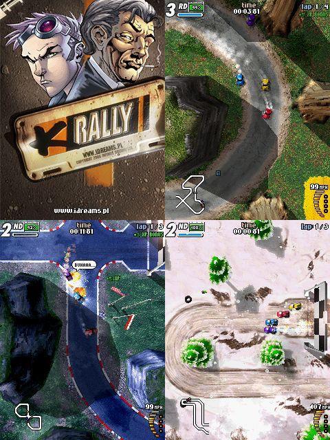 k-rally-symbian Top 10 Melhores Jogos Symbian S60v3 de Todos os Tempos