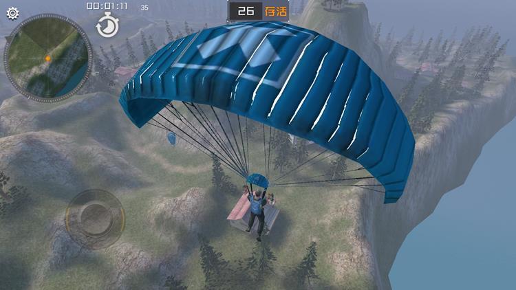 law-of-the-jungle-android-11 10 Jogos para Android parecidos com Battlegrounds (PUBG)