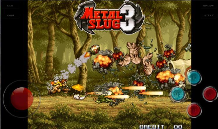 metal-slug-3 30 Melhores Jogos Multiplayer OFFLINE no Android (Bluetooth e Wi-Fi Local)