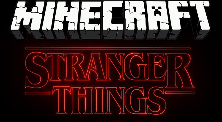 minecraft-stranger-things Minecraft ganha skins de Stranger Things também nos celulares