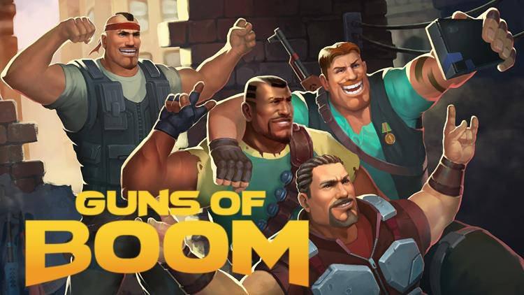 o-sucesso-guns-of-boom O sucesso de Guns of Boom da Game Insight