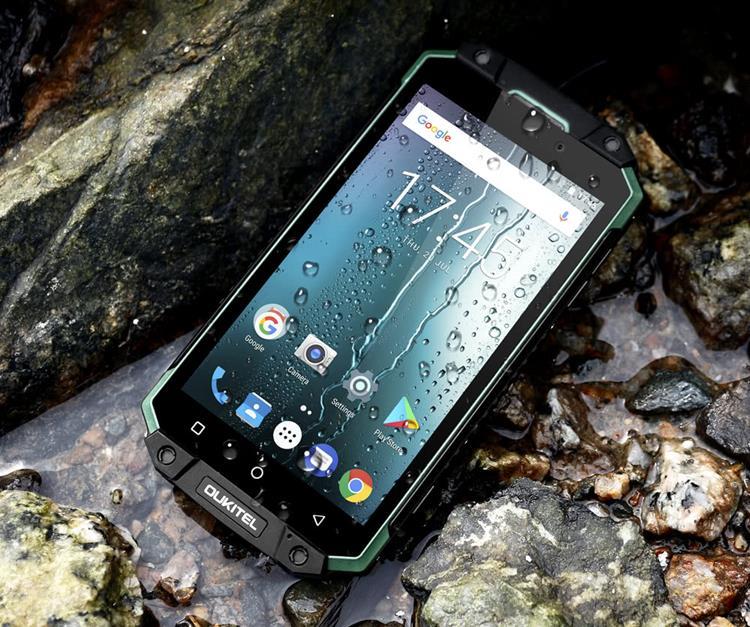 oukitel-k10000-max Os 5 Smartphones mais Resistentes de 2017 (prova d'água, choque, queda)