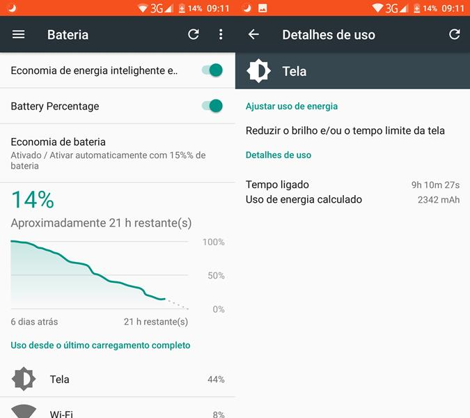 oukitel-k10000-pro-teste-7-dias-moderado Review do Oukitel K10000 Pro, o smartphone com a melhor bateria de 2017