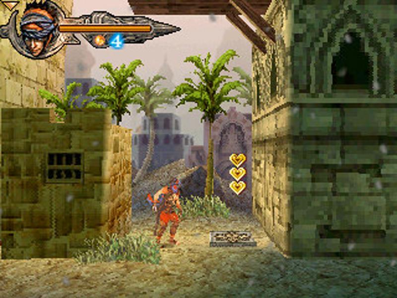 prince-of-persia-symbian Top 10 Melhores Jogos Symbian S60v3 de Todos os Tempos
