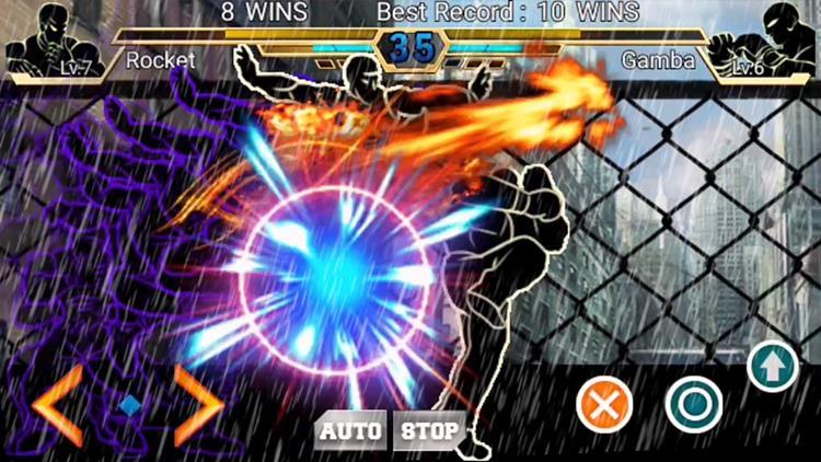 shadow-fighting 30 Melhores Jogos Multiplayer OFFLINE no Android (Bluetooth e Wi-Fi Local)